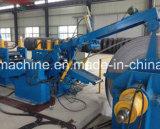 高周波鋼鉄管によって溶接される製造所のためのDecoiling機械