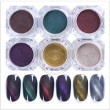 Ocrown 58d50 3D Cat Eyes Magnetic Powder Chameleon Pigment Wholesale