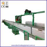 Cabo de silicone de cabo de linha de extrusão máquina extrusora