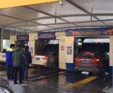 Machine automatique mobile de lavage de voiture avec la lave-auto de cinq balais de Gentel