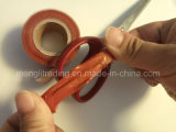 Cinta de fusión del silicón del sellante del uno mismo de goma blanco de la cinta para aislar