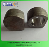 New Design CNC Machined Metal Leaves Machining