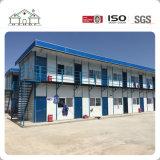 가벼운 강철 구조물 조립식 임시 사무실 또는 기숙사 또는 학교 또는 집