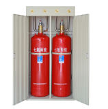 Precio automático al por mayor del sistema de extinción de incendios de la cabina Hfc227ea del ambiente