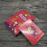Подгонянное печатание играя карточек воспитательных карточек детей бумажное