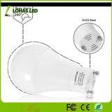 Ampoule équivalente de l'éclairage LED Gu24 du jour 5000K 75W-100W (remplacement d'ampoule d'halogène 12W)