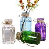 Frasco de vidro vaso