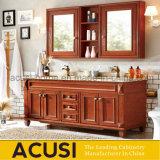 Governi di stanza da bagno moderni americani di legno solido della quercia di nuovo arrivo (ACS1-W83)