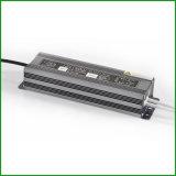 Outdoor étanches IP67 12V/24V 150W 220V AC à 12V DC Driver de LED avec ce RoHS