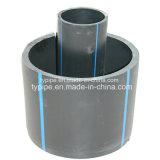 Tubulação plástica do polietileno da fonte de água da alta qualidade PE100