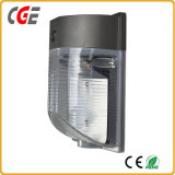 Las luces de Leds alta potencia de 120 vatios de pared LED Lámpara de paquete de iluminación de las luces de estacionamiento al aire libre 2018