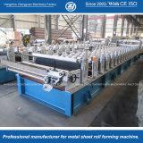 Processus de rouleau de tuiles formant la machine