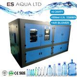 Vollautomatische Haustier-Flaschen-durchbrennenmaschinen-Plastikflasche, die Maschinen-Preis-Blasformen-Maschine herstellt