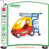 세놓기를 위한 슈퍼마켓 아기 쇼핑 카트