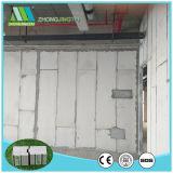 Ignifugar/impermeabilizar/partición del cemento de la fibra del emparedado del aislante sano/el panel interno y externo de Wakkk