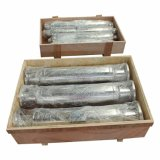 Magnetisches Wasserbehandlung-Rohr, das auf der Wasser-Härte-Verringerung entzundert