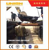 Bon prix d'excavatrice amphibie de Kebelco Sk200 avec le ponton de train d'atterrissage