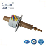 Fase de Casun 2 fabricante linear Stepmotor do motor deslizante de ímã permanente de 15 graus