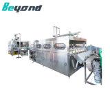 Automatique de 3 à 5 Gallon volets liquide grande bouteille d'eau de lavage plafonnement de la machine de remplissage
