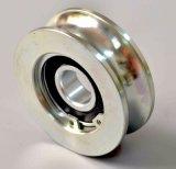 Aluminiumlegierung-Kohlenstoffstahl-Riemenscheiben-RadTrundle von die Druckguß CNC maschinelle Bearbeitung