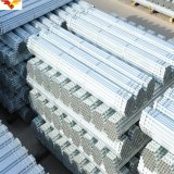 2018 tubi d'acciaio galvanizzati superiori/tubo galvanizzato