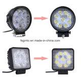 Maak het e-TEKEN 27W LEIDENE Licht van het Werk voor Offroad, Vrachtwagen, Tractor waterdicht