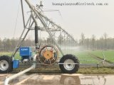 Sistema de irrigación lateral del movimiento de la máquina agrícola de la irrigación de Irritech