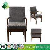 2017의 최신 신제품 호텔 가구에 의하여 덮개를 씌우는 안락 의자 (ZSC-33)