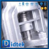 Didtek高圧DINのステンレス鋼の地球弁