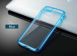 새로운 내진성 공기 방석 공간 투명한 TPU 풍부한 전화 상자