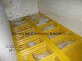 Scaletta della vetroresina, scaletta della fibra di vetro, scalette di FRP GRP con il gradino della scaletta