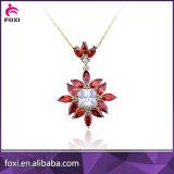 Красивый дизайн хорошего качества лучшая цена белого золота наборов ювелирных изделий
