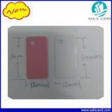 etiqueta antirrobo imprimible de la joyería de 13.56MHz RFID