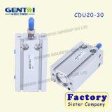 Многопозиционные свободного крепления одиночного действия Cdu цилиндры воздуха типа Mini цилиндра
