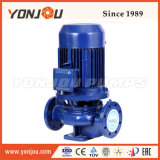 Pomp van het Water van de Motor van de Pijpleiding van het roestvrij staal de Verticale Hulp Mariene Centrifugaal