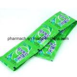 Macchina imballatrice di sigillamento del materiale di riempimento del modulo del sacchetto della vite (PM-100V)