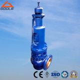 Válvula de segurança de alta temperatura de Gaa48sb e de alta pressão a mola
