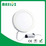 Поверхность AC85-265V 12W Круглые светодиодные потолочные лампы