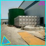 Het roestvrij staal laste de Tank van de Opslag van het Hete Water