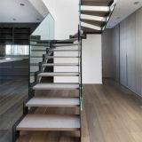 Longarina do metal para o preço de flutuação da escadaria da escadaria reta