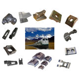 Personalizados de fundição de ferro de alta qualidade de peças de ferro fundido de investimento
