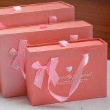 Papier d'impression pliée Personnalisée Emballage de cadeau Box / Case tiroir d'impression d'estampage à chaud