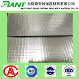 Isolation de papier de Papier d'emballage de canevas de clinquant de Sislation