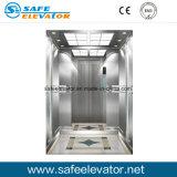 Elevador Titanium del pasajero de la cabina del espejo