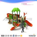 De Speelplaats Parque Infantil van de Apparatuur van het Pretpark