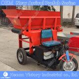 Le béton de ciment de la machine de transport de matériel, équipement de transport de matières premières.