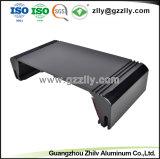 Het geanodiseerde Profiel van het Aluminium voor Heatsink met Gediplomeerde ISO9001