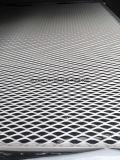 Weißes Metallineinander greifen-Panel der Farben-Ral9010 leichtes erweitertes für Decke
