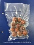 Нейлоновые продовольственной вакуумный пластиковый мешок для упаковки с помощью насоса