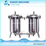 Doppelter Filter für Saft/Milch